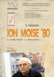 In memoriam:  Ion Moise `80